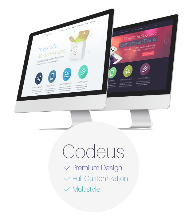 Codeus — Multi-Purpose Responsive WordPress Theme - 3
