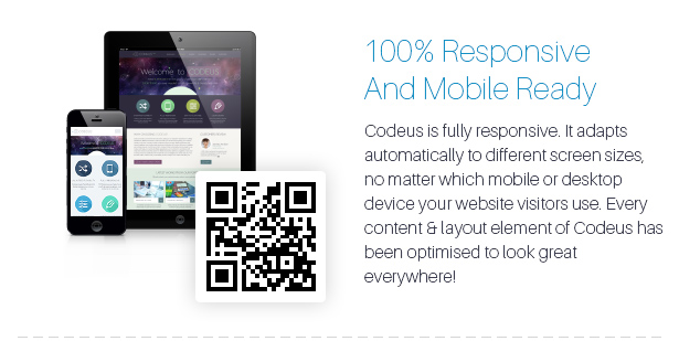 Codeus — Multi-Purpose Responsive WordPress Theme