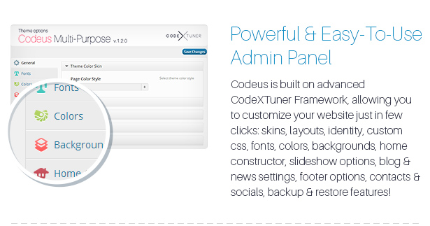 Codeus — Multi-Purpose Responsive WordPress Theme - 21