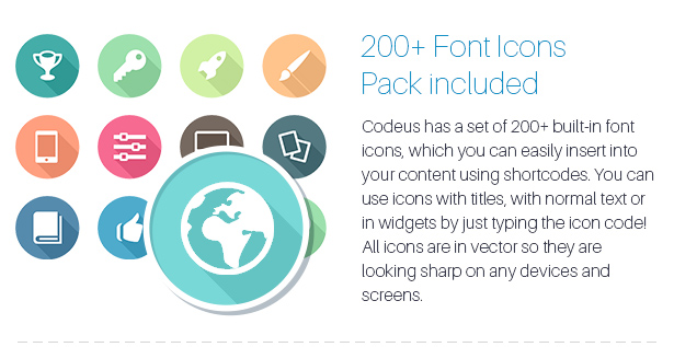 Codeus — Multi-Purpose Responsive WordPress Theme - 30