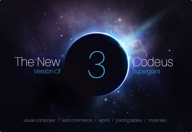 Codeus — Multi-Purpose Responsive WordPress Theme - 2