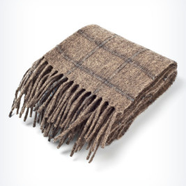 Zippy Wool Scarf