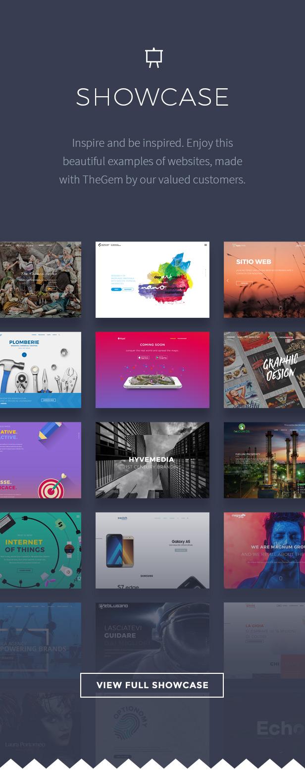 TheGem - Creative Multi-Purpose PSD Template - 7