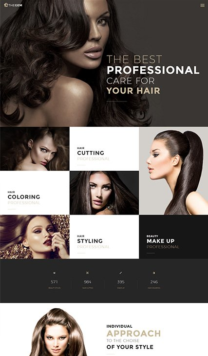 Hairdressing & Makeup