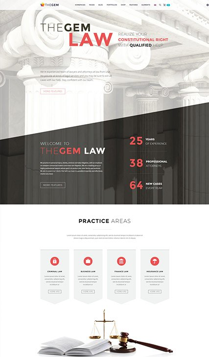 Lawyers & Attorneys 01
