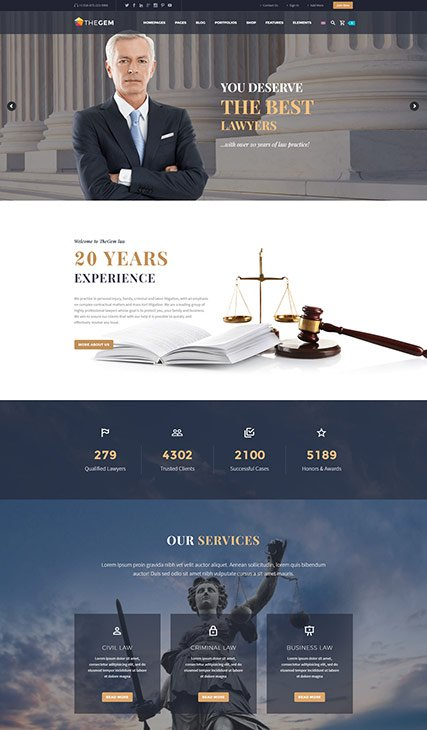 Lawyers & Attorneys 02