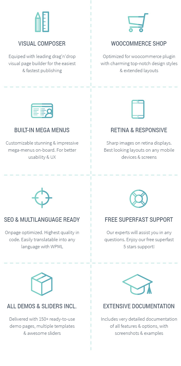 Scalia - Multi-Concept Business, Shop, One-Page, Blog Theme - 5