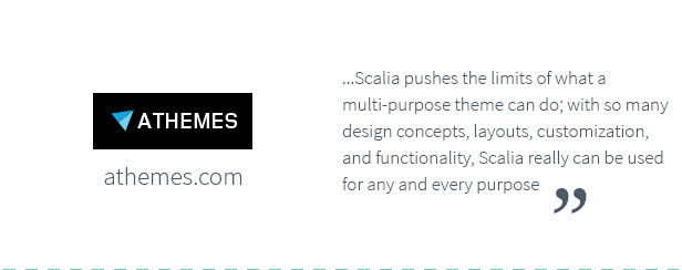 Scalia - Multi-Concept Business, Shop, One-Page, Blog Theme - 24