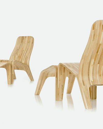 Lounge Wooden Chairs