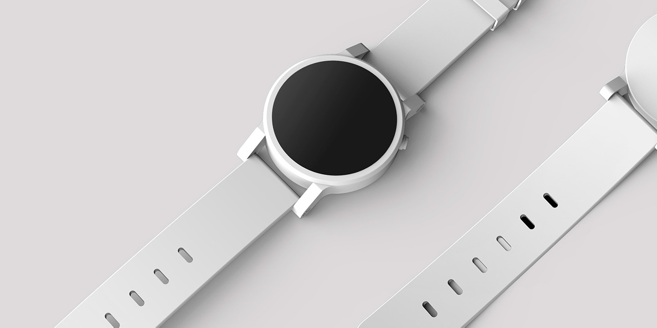 Prototyping for new watches
