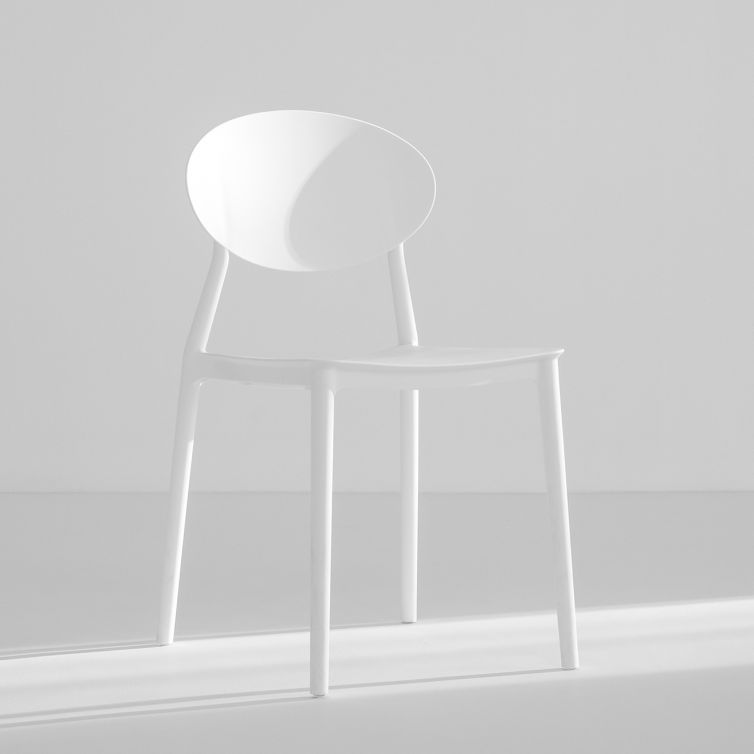 Stylish minimal chair