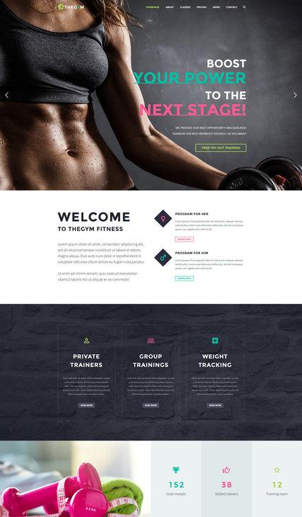 Gym & Fitness 03