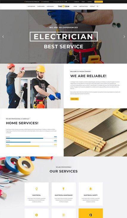 Handyman & Electrician Services