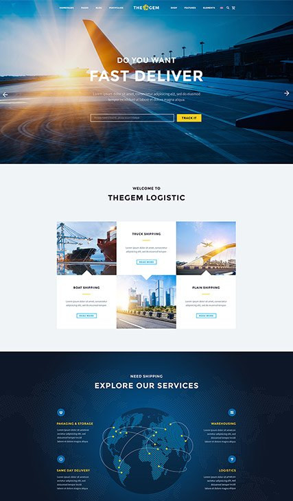 TheGem Logistics
