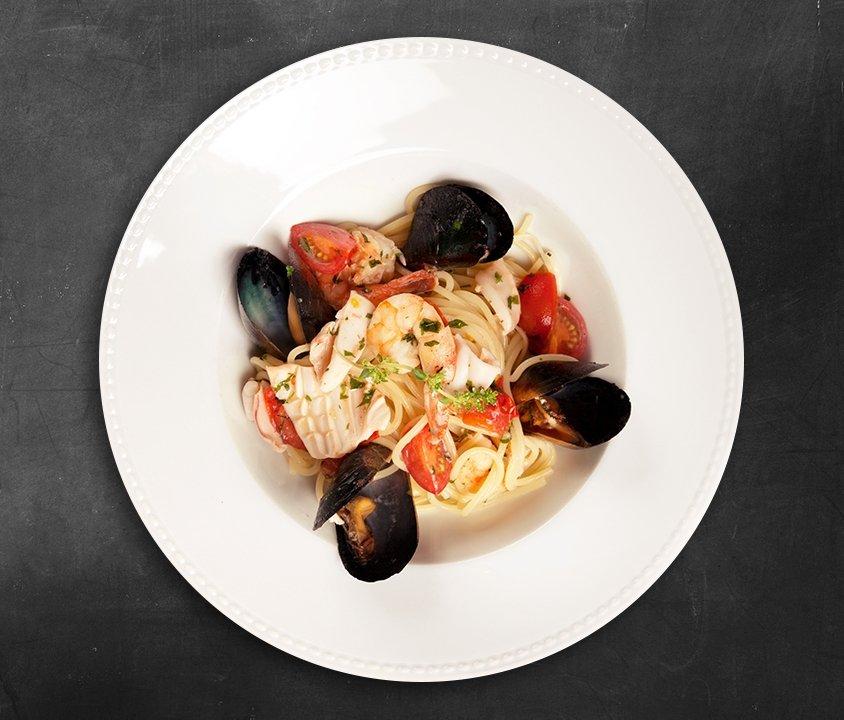 Seafood creation